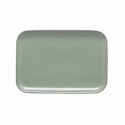 Barber and Osgerby by Royal Doulton - 'Olio' duck egg serving platter