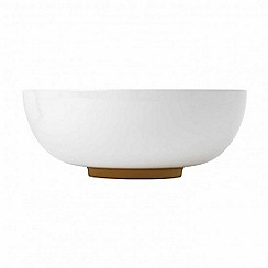 Barber and Osgerby by Royal Doulton - 'Olio' white serving bowl
