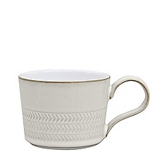 Denby - Glazed 'Natural Canvas' tea cup