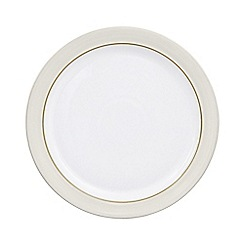 Denby - 'Natural Canvas' dinner plate