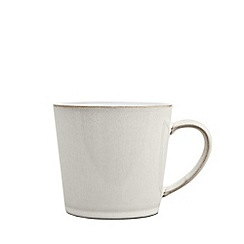 Denby - Glazed 'Natural Canvas' large mug
