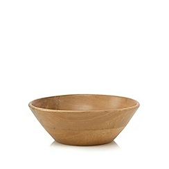 RJR.John Rocha - Brown small bowl