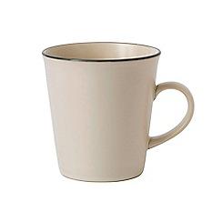 Gordon Ramsay By Royal Doulton - Cream 'Union Street Cafe' mug