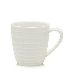RJR.John Rocha - Wave White espresso cup