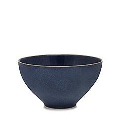 RJR.John Rocha - Navy 'Pico' cereal bowl