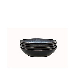 Denby - Pack of 4 'Halo' pasta bowls