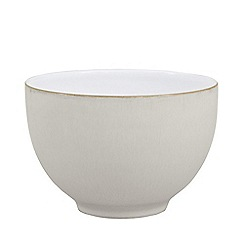 Denby - 'Natural Canvas' noodle bowl