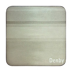 Denby - Pack of 6 natural colour coaters