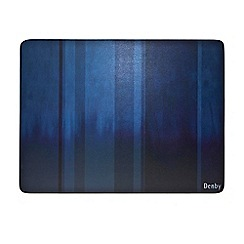 Denby - Pack of 6 blue placemats