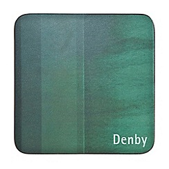 Denby - Pack of 6 green coasters