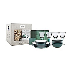 Denby - Greenwich 12 piece dinner set