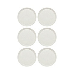 Ben de Lisi Home - White dinner plate