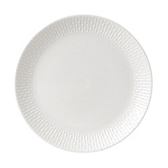 Royal Doulton - Hemingway white 27 dinner plates