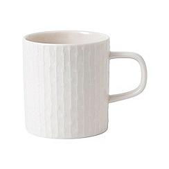 Royal Doulton - Hemingway white mug