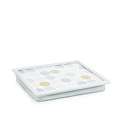 Debenhams - Spotted lap tray
