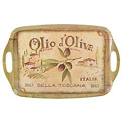 Creative Tops - Olio D'Oliva tray