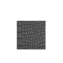 Istyle - Grey mock croc coasters