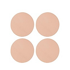 RJR.John Rocha - Set of four copper coasters