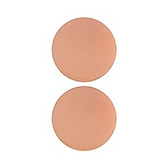 RJR.John Rocha - Set of two beaten copper placemats