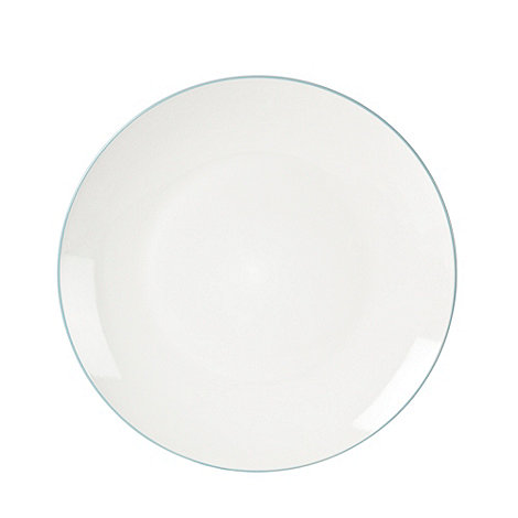 Home Collection Basics - Blue +Two Tone+ dinner plate