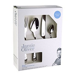 Jamie Oliver - 16-piece waves cutlery set