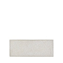 Star by Julien Macdonald - Ivory lustre beaded runner