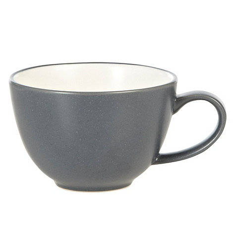 J by Jasper Conran - Dark blue +Coombe+ coffee cup