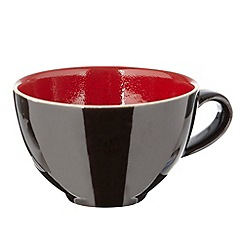 RJR.John Rocha - Red 'Pico' tea cup