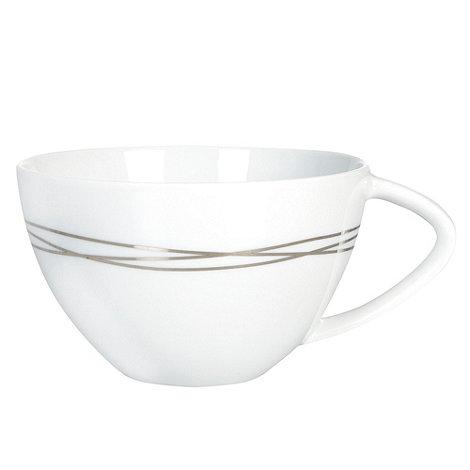 RJR.John Rocha - Platinum etched tea cup