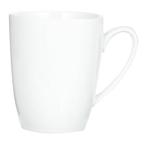J by Jasper Conran - White +Audley+ mug