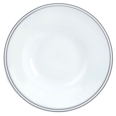 J by Jasper Conran - White +Ebury+ dinner plate