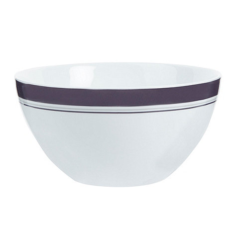 J by Jasper Conran - White +Ebury+ cereal bowl