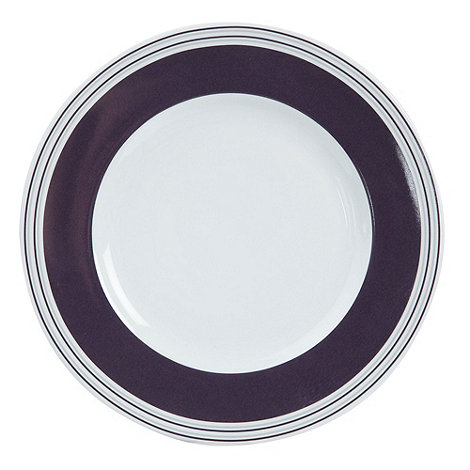 J by Jasper Conran - White +Ebury+ side plate