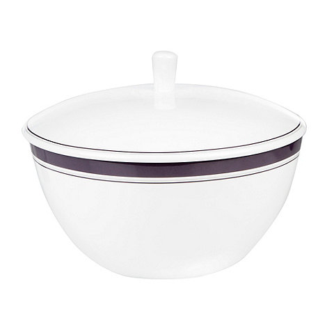 J by Jasper Conran - White +Ebury+ vegetable dish
