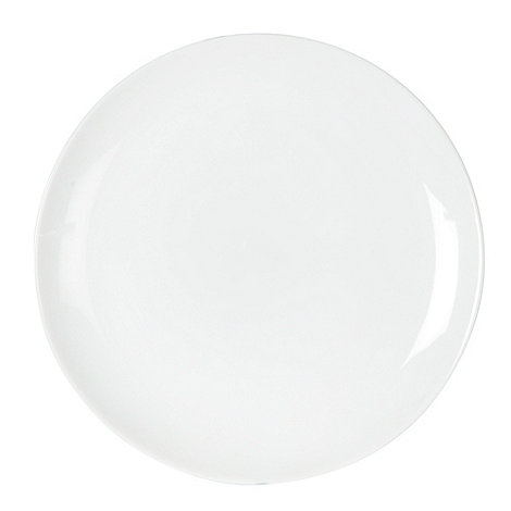 Ben de Lisi Home - White +Dine+ dessert plate