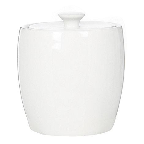 Ben de Lisi Home - Ben de Lisi porcelain +Dine+ porcelain sugar bowl
