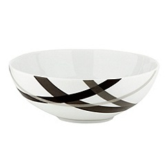 Ben de Lisi Home - White 'Brooklyn' cereal bowl