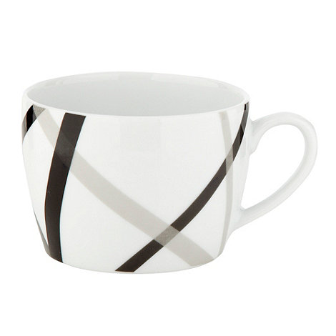 Ben de Lisi Home - White +Brooklyn+ tea cup