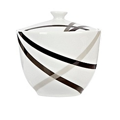 Ben de Lisi Home - White 'Brooklyn' sugar bowl
