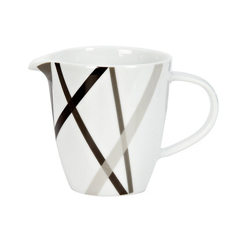 Ben de Lisi Home - White 'Brooklyn' creamer