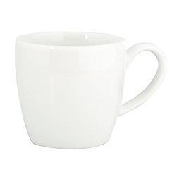 Ben de Lisi Home - White 'Dine' espresso cup