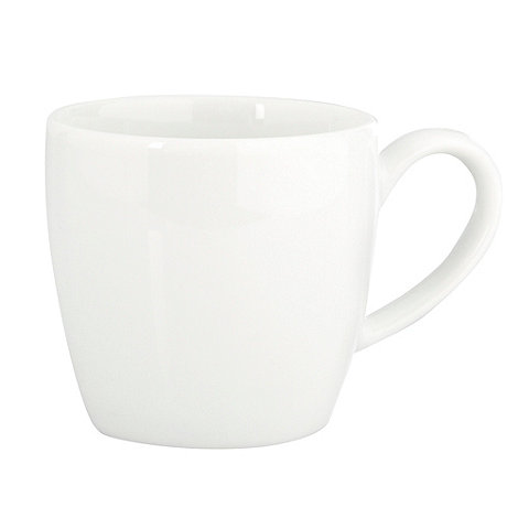 Ben de Lisi Home - Porcelain +Dine+ espresso cup