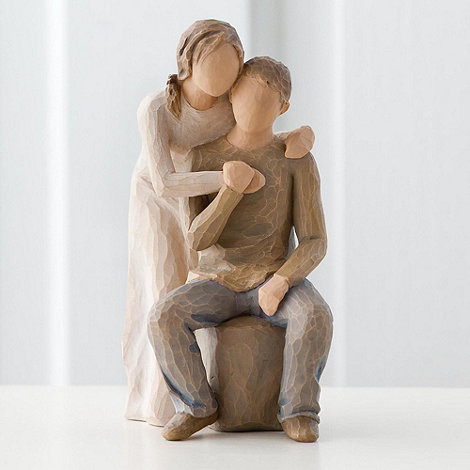 Willow Tree - Natural +You & Me+ figurine