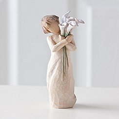 Willow Tree - Natural 'Beautiful Wishes' figurine