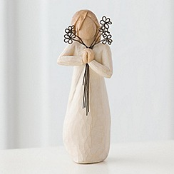 Willow Tree - Natural 'Friendship' figurine