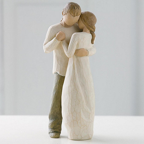 Willow Tree - Natural 'Promise' figurine