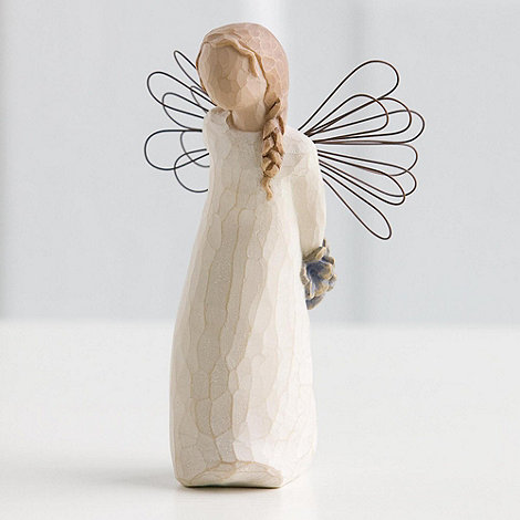 Willow Tree - Natural +Thank You+ figurine