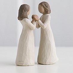 Willow Tree - Natural 'Sisters by Heart' figurine