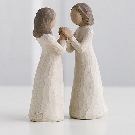 Willow Tree - Natural +Sisters by Heart+ figurine