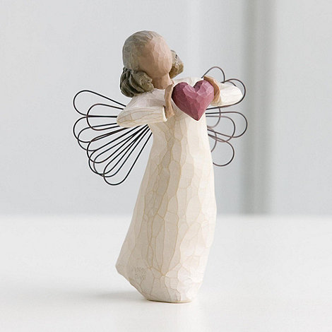 Willow Tree - Natural +With Love+ figurine